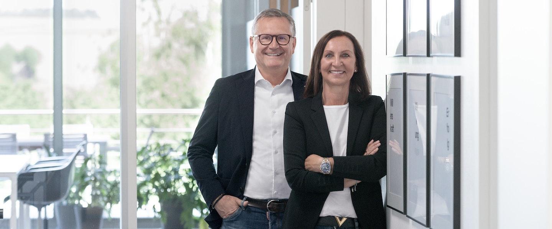 Agentur Inhaber und Geschäftsführer Ulrike und Hans-Peter Brendel