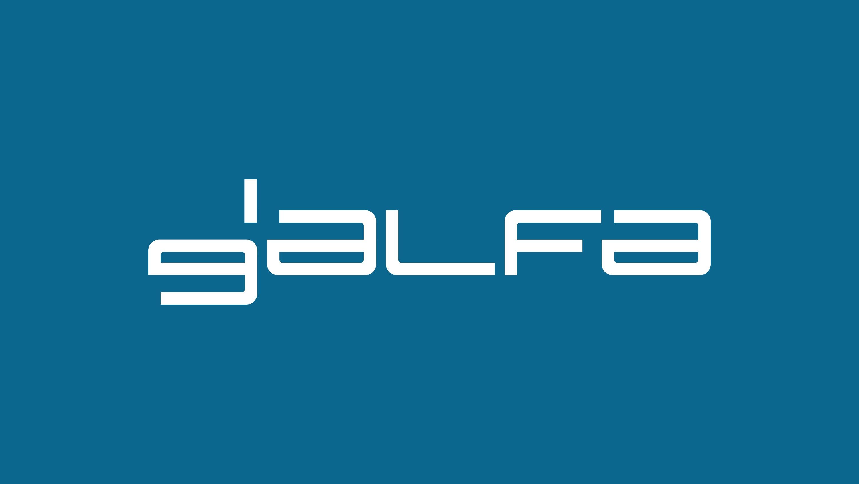 Negativ Logo Galfa