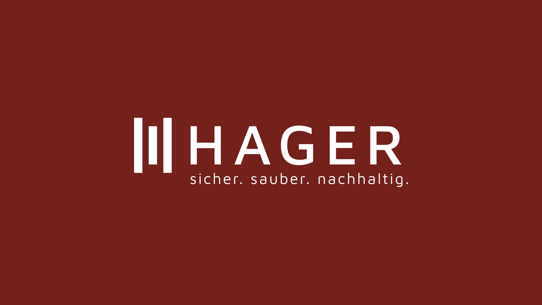 Logo Hager Gerichshain Nagativ