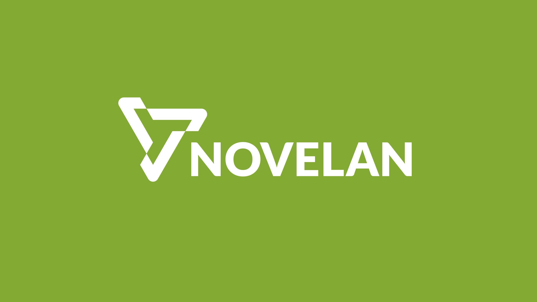 NOVELAN Logo Negativ
