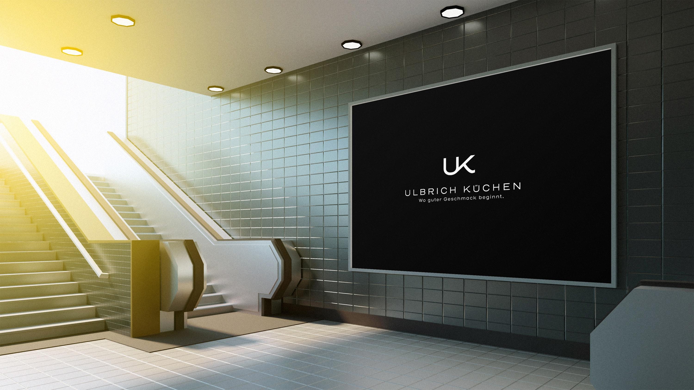 Mockup Ulbrich Website