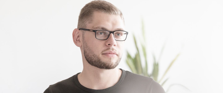 Portrait von Henrik Kuhnlein