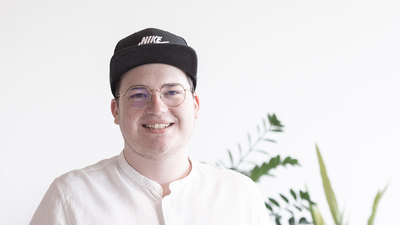 Portrait von Marvin Hübner