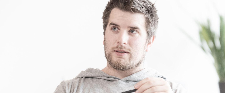 Portrait von Thomas Sachs